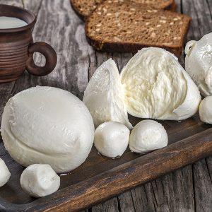冷冻奶酪类产品